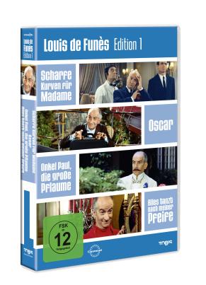 Louis de Funes - Edition 1