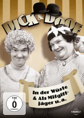 Dick & Doof In der Wüste & Als Mitgiftjäger u. a.