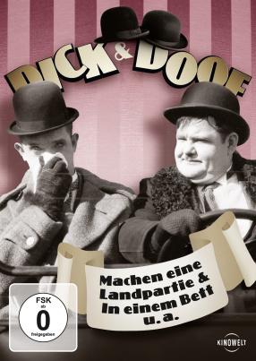 Dick & Doof Machen eine Landpartie & In einem Bett u. a.