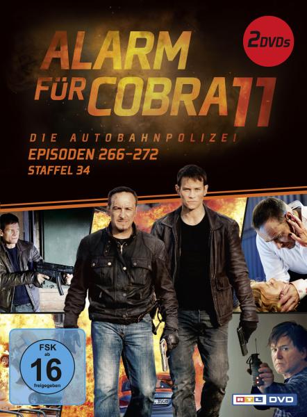 Alarm Für Cobra 11 Staffel 34