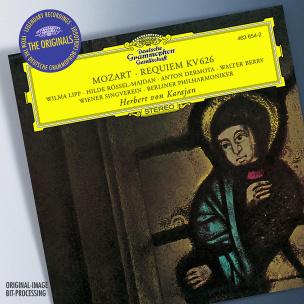 Mozart: Requiem KV 626/Adagio & Fuge