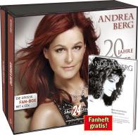 Andrea Berg - 20 Jahre Abenteuer + EXKLUSIVES Fanheft