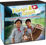 Florian & Seppli - Familienjodel (4 CDs)