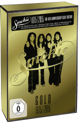 GOLD: Smokie Greatest Hits (40th Anniversary DVD Edition 1975-2015)