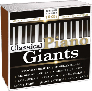 Piano Giants - Original Albums