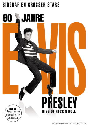 80 Jahre Elvis Presley - King of Rock'n Roll