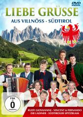 Liebe Grüße aus Villnöß-Südt