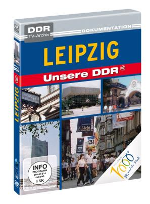 Unsere DDR - Leipzig