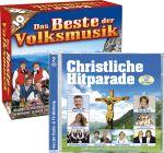 Das Beste der Volksmusik + Christlche Hitparade