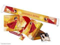 Andrea Berg - Seelenbeben Fanbox LIMITIERT + EXKLUSIV Fanarmband