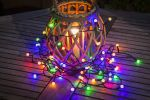 LED Globe-Lichterkette