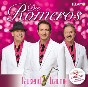 Die Romeros - Tausend Träume EXKLUSIV 2 Bonustitel