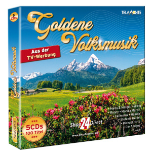 Goldene Volksmusik