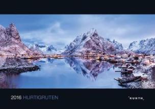 Hurtigruten 2016, Bildkalender