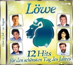 Löwe - 12 Hits für den schönsten Tag des Jahres