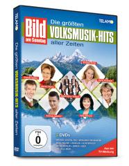 Bild am Sonntag -  Die größten Volksmusik-Hits aller Zeiten
