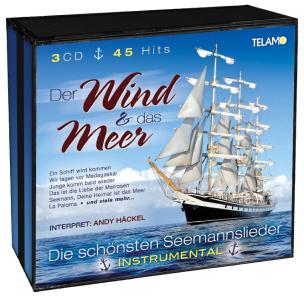 Der Wind und das Meer, Die schönsten Seemannslieder - Instrumental
