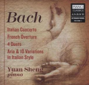 Bach: Italienisches Konzert / Französische Ouvertüre