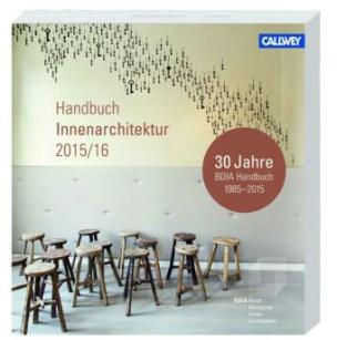 BDIA Handbuch Innenarchitektur 2015/16