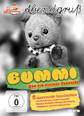 Bummi - Kam ein kleiner Teddybär