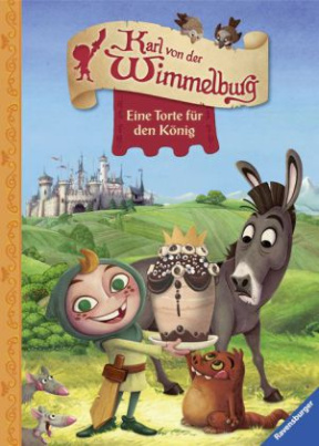 Karl von der Wimmelburg - Eine Torte für den König