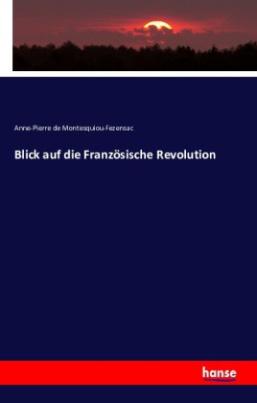 Blick auf die Französische Revolution