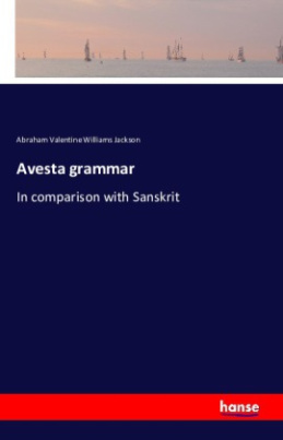Avesta grammar