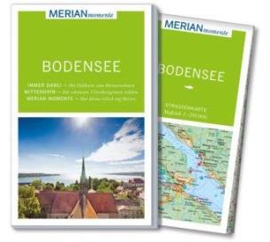 MERIAN momente Reiseführer Bodensee