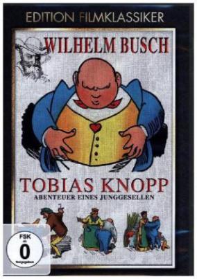 Tobis Knopp - Abenteuer eines Junggesellen, 1 DVD