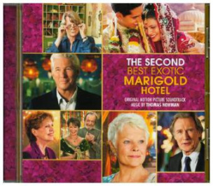 The Second Best Exotic Marigold Hotel, 1 Audio-CD (Soundtrack)