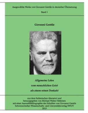 Gentile-Edition, Bd. 1
