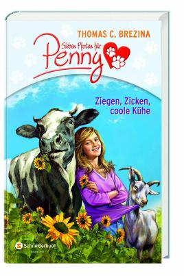 Sieben Pfoten für Penny - Ziegen, Zicken, coole Kühe