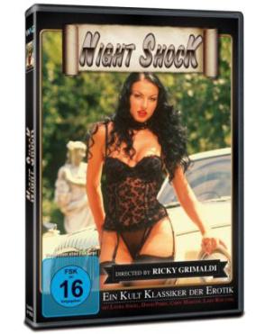 Night Shock, 1 DVD