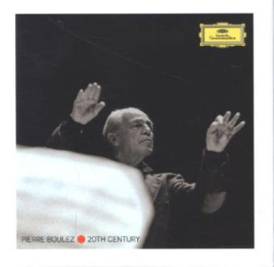 Pierre Boulez - 20th Century Edition, 44 Audio-CDs (Ltd. Edt.)