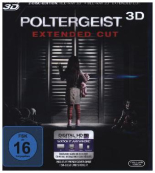 Poltergeist 3D, 1 Blu-ray