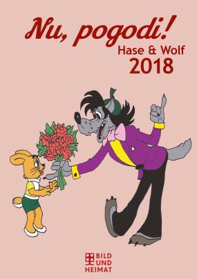 Nu, pogodi! - Hase & Wolf Kalender 2018