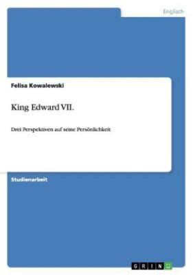 King Edward VII.