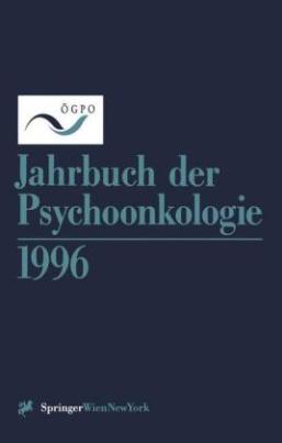 Jahrbuch der Psychoonkologie 1996