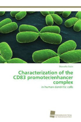 Characterization of the CD83 promoter/enhancer complex