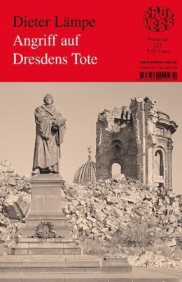 Angriff auf Dresdens Tote