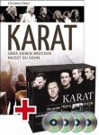 Karat Buch + 4er CD-Kollektion