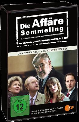 Die Affäre Semmeling (DVD)