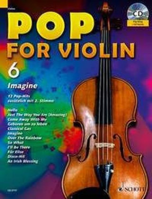 Pop for Violin, m. Audio-CD. Vol.6