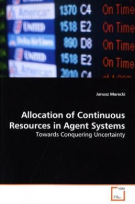 Allocation of Continuous Resources in Agent Systems
