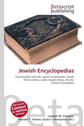 Jewish Encyclopedias