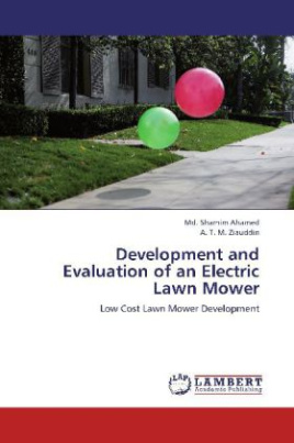Development and Evaluation of an Electric Lawn Mower