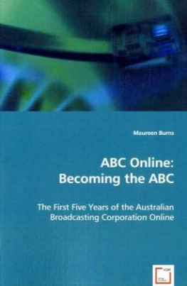 ABC Online: Becoming the ABC