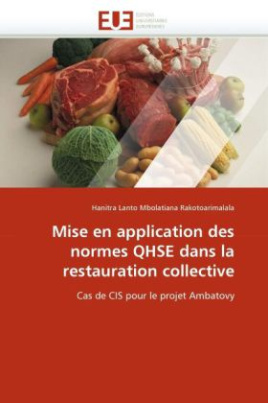 Mise en application des normes QHSE dans la restauration collective