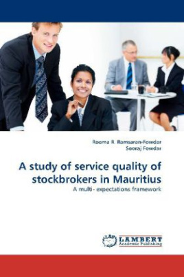 A study of service quality of stockbrokers in Mauritius
