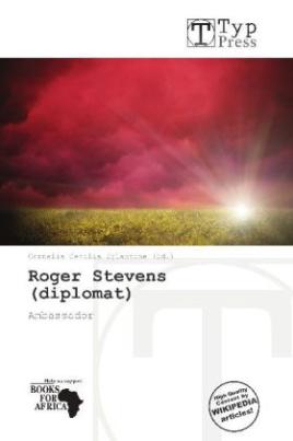 Roger Stevens (diplomat)